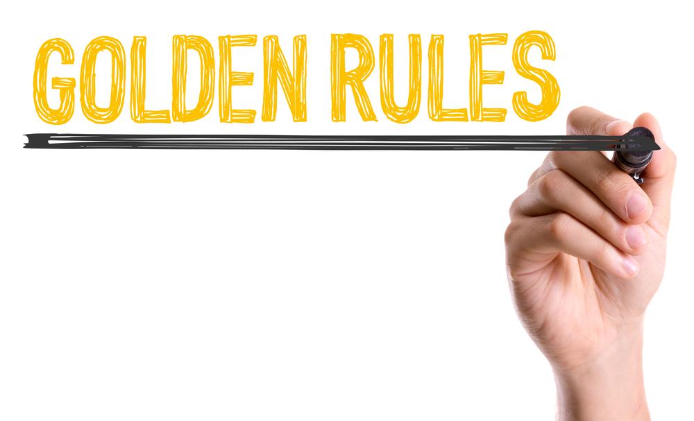 黄金の法則